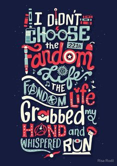 Fandom Life by Risa Rodil