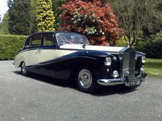 Hooper & Co. Rolls-Royce Silver Cloud I Empress LWB Saloon
