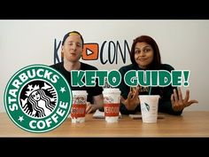 Ordering Keto at Starbucks may seem like a challenge... let this former barista show you the ropes! You'll be sipping that keto Starbucks drink in no time!