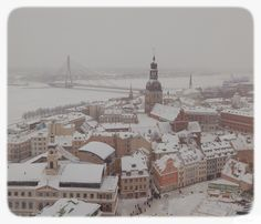 Riga, Latvia. #2 by EGRA : ЕГРА, via 500px