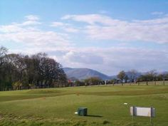 Rothesay Golf Club - Hole 1 - Glebelands