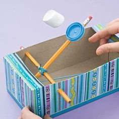 simple machine projects for 4th graders