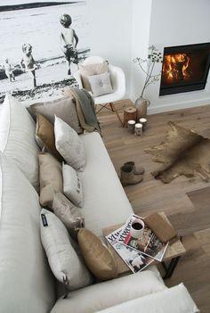 Inspiratie voor een warm interieur - Makeover.nl