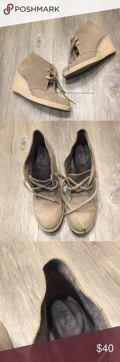🎉 SALE 🎉 J. Crew Booties Size 7. Excellent condition! So cute J. Crew Shoes