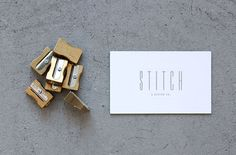 stitch; best business cards