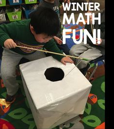 Winter math activities (Ok, let's be honest, any math stations really . . . )are my favorite, because it just feels so much like game play to me and to my students.  I know that many of you worry about accountability with math stations in your classrooms, but I really believe that if the…