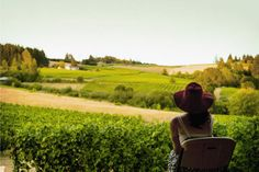 Wine Tasting & Touring in Oregon Wine Country - McMinnville, Oregon is considered the Napa of the north with over 200 wineries right outside of the charming town. Welcome to Oregon's Willamette Valley.