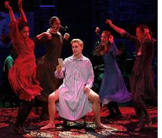 My Junk: one of my favorite scenes. Love this show! Spring Awakening Musical, Drama Stage, Miss Saigon, Musical Theatre Broadway, Next To Normal, Crazy Ex, Theatre Geek, Dear Evan Hansen, Les Miserables