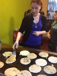 How to make pupusas the traditional Salvadoran way. Pupusas are the national dish of El Salvador.