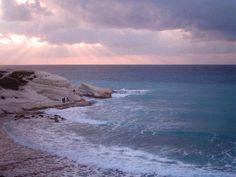 Mediterranean Beach in Syria