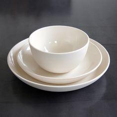 Simple Dinnerware :: :: Pigeon Toe SS2012