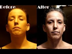 Old Age Makeup Tutorial (Female) @Jamie Hadden i'm gonna use this for the movie i'm in! :D