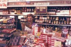 vintage grocers