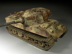 MIG JIMENEZ: King Tiger II