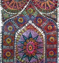 Beautiful art by Susan Lenz