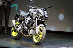 Nouveauté moto 2016 : Yamaha MT-10