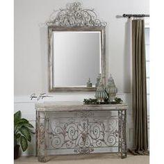 Uttermost Walton Hall Mirror & Reviews | Wayfair