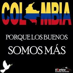 Asi es Colombia Flag, Spanish Speaking Countries, How To Speak Spanish, The Republic, Countries Of The World, It Cast, Bella, Country, Harley Quinn