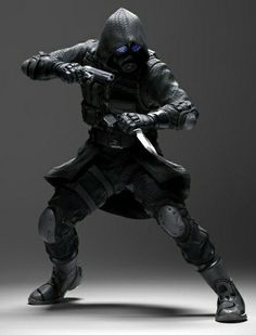 Airsoft hub is a social network that connects people with a passion for airsoft. Talk about the latest airsoft guns, tactical gear or simply share with others on this network Fantasy Character Design, Character Concept, Character Inspiration, Character Art, Futuristic Armour, Futuristic Art, Cyberpunk Character, Cyberpunk Art, Armor Concept