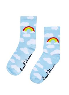 Cloud Socks // $12.00