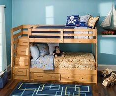 Tommi Youth Bedroom Collection - need this for when my baby boys come to visit