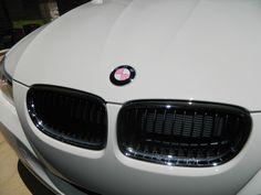 My pink bmw badges <3
