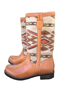 The Fall Boot Trend—Found! The Navajo Boot $98