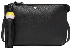 Tory Burch Exclusive New Tassel And Clutch Cross Body Bag. Get the trendiest…