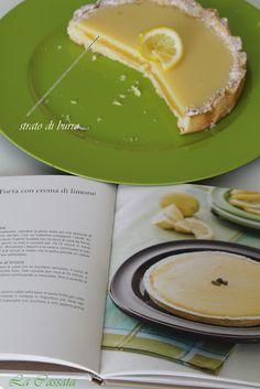 Crostata  con crema di limone di Ernst Knam