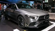 2020 Mercedes-AMG debuts at New York Auto Show - neOadviser New Mercedes Amg, Mercedes A Class, A45 Amg, Ford Mustang Ecoboost, Benz A Class, Dual Clutch Transmission, Audi Rs3, Dream Cars, Engineering