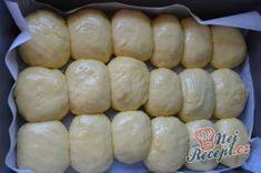 Tvarohové buchty - jemné jako pavučinka | NejRecept.cz Keto Recipes, Sweet Tooth, Cheesecake, Baking, Vegetables, Healthy, Ethnic Recipes, Rum, Food