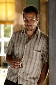Gabriel Macht as Lawson in A Love Song for Bobby Long.