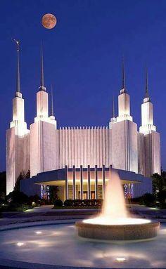 Washington D. C. Temple