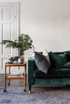 303 Best Green Velvet Sofa Images Home Decor Living Room Lounges