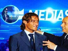 """#dirittitv Nel 2018 piu eventi in chiaro. Pier Silvio:""""In Russia vorrei portare anche Totti per commentare i Mondiali"""": http://bit.ly/2l5ftPU"""