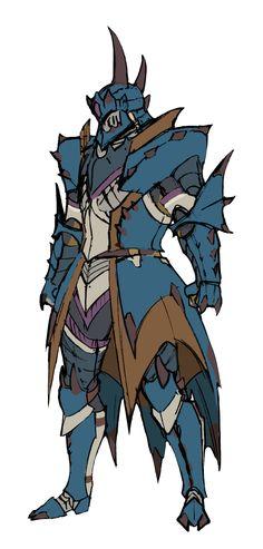 monster hunter lagiacrus armor - Google Search