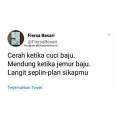 Quotes Lucu, Jokes Quotes, Qoutes, Hard Quotes, Best Quotes, Self Reminder, Quotes Indonesia, Tumblr Quotes, Sad Love