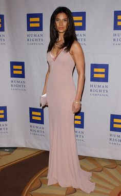 Roselyn Sanchez Evening Dress - Roselyn Sanchez Looks - StyleBistro