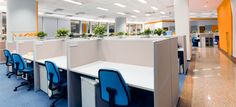 Smaller workplaces are trending across Canada.