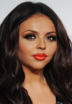 Jesy Nelson from 'Little Mix' attends on day 2 of the Capital FM Jingle Bell Ball at 02 Arena on December 8, 2013 in London, England.