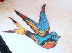future tattoo??? in want of a swallow somewhere