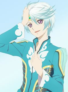tales of zestiria mikleo gif | brilliantcataclysmrips:These are the images that pop up during some ...