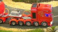 BEST EDITION RC Trucks  Leyland, Tamiya. Scania, Mercedes, Volvo, MAN, d...