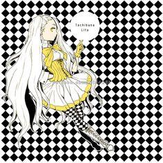 ◆◇twin tail◇◆ | Tachibana Lita on Patreon