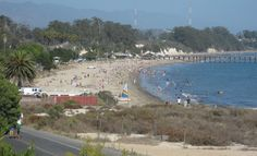 Goleta Beach...my hangout in High School