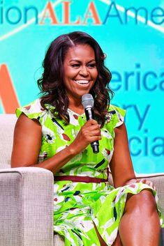 Michelle Obama's facialist shares her exact skincare regime - Barrack And Michelle, Michelle Obama, Bikini Tan Lines, Black Bikini, Presidente Obama, White Bikinis, Anti Aging Cream, Former President, Barack Obama