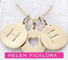 Love the Helen Ficalora Charm Necklace!