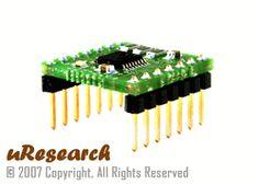 I2C 12-Bit, 8-CH Analog-to-Digital Converter