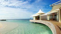 Lugar de ensueño en Maldivas