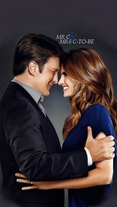 no longer to be.it's finally happened! Castle Tv Series, Castle Tv Shows, Seamus Dever, Richard Castle, Castle Beckett, Celebrities Then And Now, Nathan Fillion, Stana Katic, Best Shows Ever